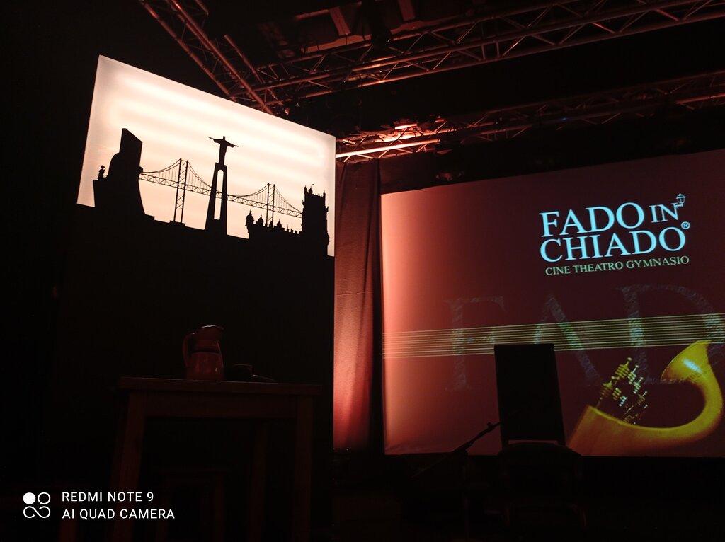"""Spettacolo dal vivo di fado a Lisbona: """"Fado in Chiado"""""""