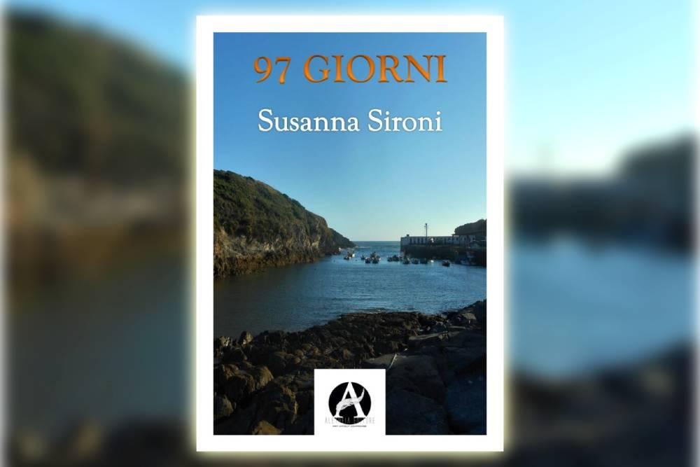la copertina del libro 97 giorni di Susanna Sironi